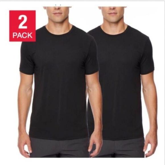 32 Degrees Other - 32 Degrees Cool Men's 2-Pack Short Sleeve Crew Nec